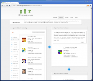 MyAppware Repository