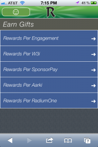 Reward Me Paid Downloads For iPhone