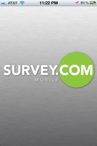 Survey.com Mobile App