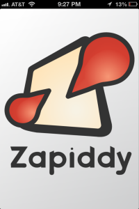The Zapiddy Logo