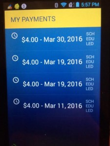 Chargerpay Pending Payments Mar13