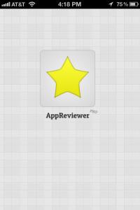 AppReviewerPro Welcome Screen